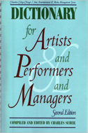 dictionary for artists