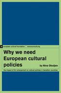 why we need european cultural policies