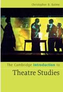 theatre studies